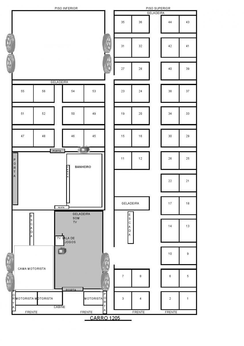 1205 - Mapa